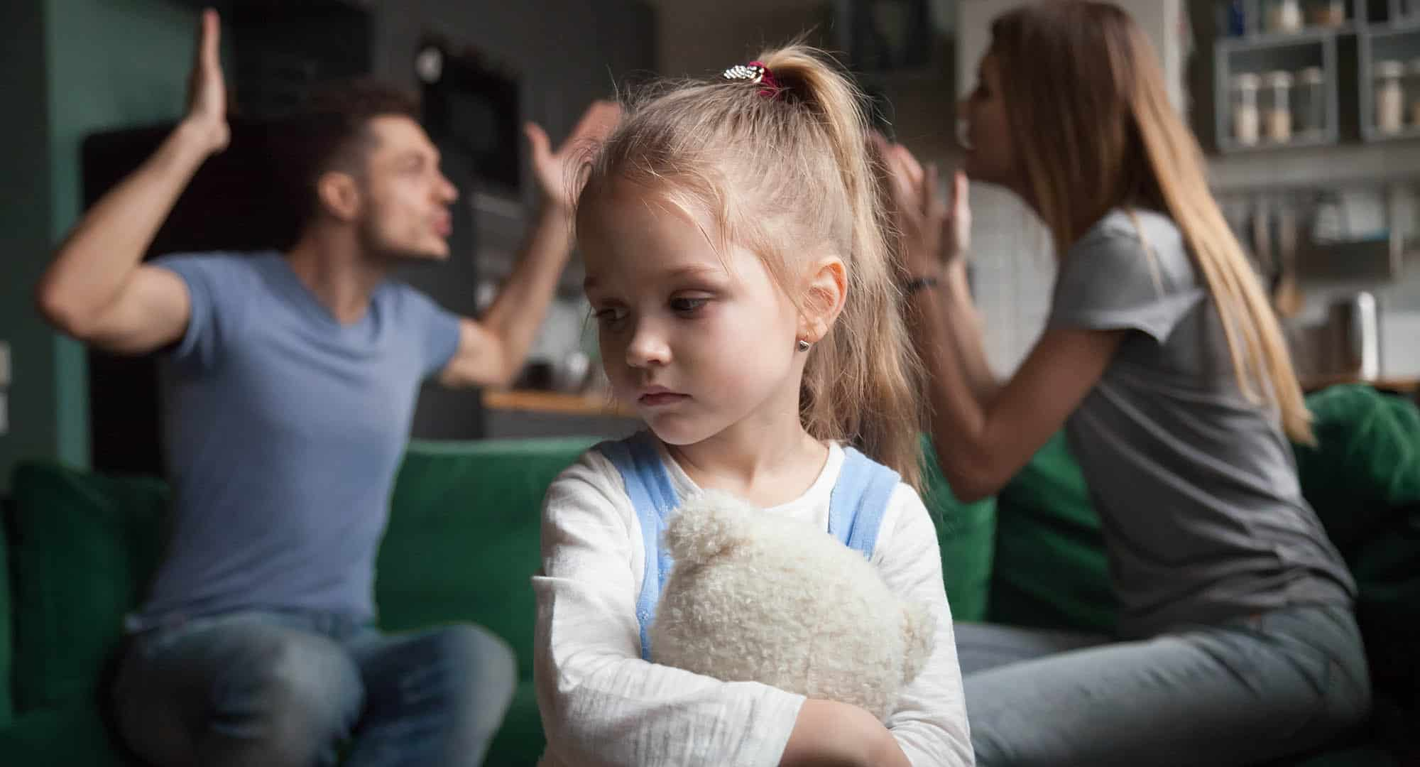 Childhood Trauma and the impact it has on the future adult