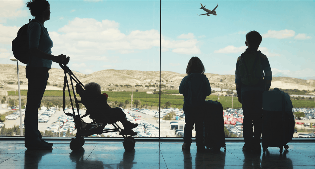 Innate-therapies-travelling-with-kids-with-anxiety-Blog-banner